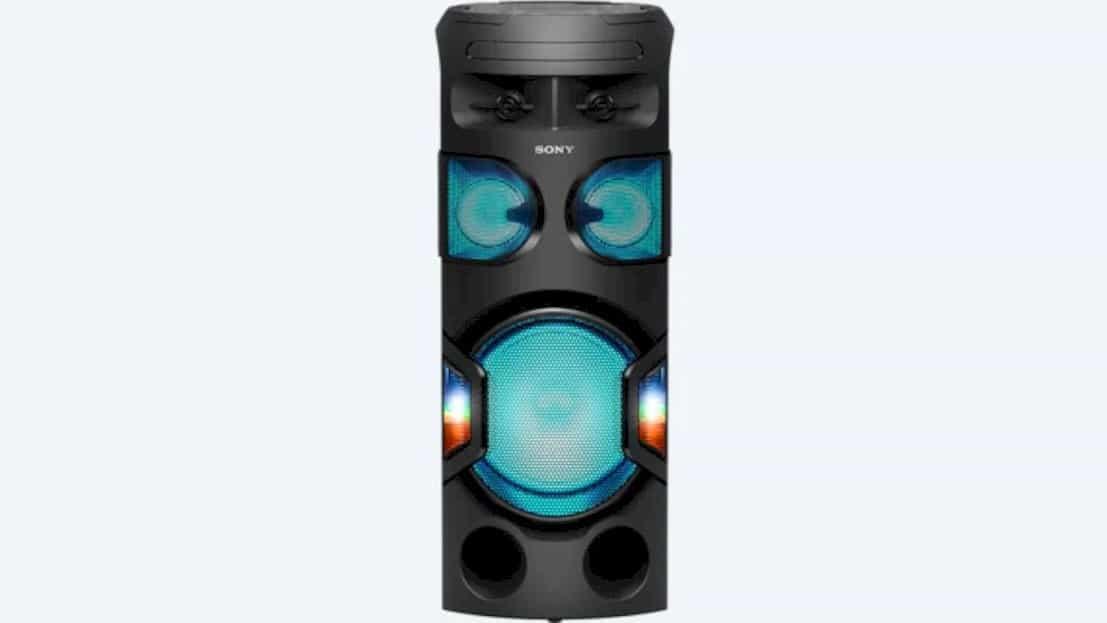 Sony V71 High Power Audio System 4