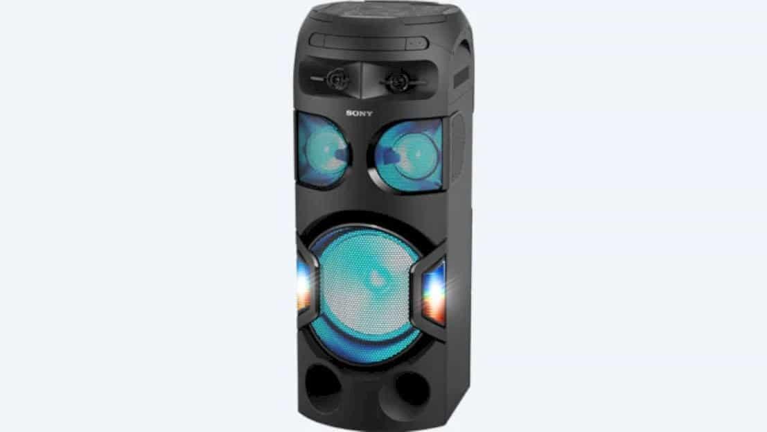 Sony V71 High Power Audio System 5