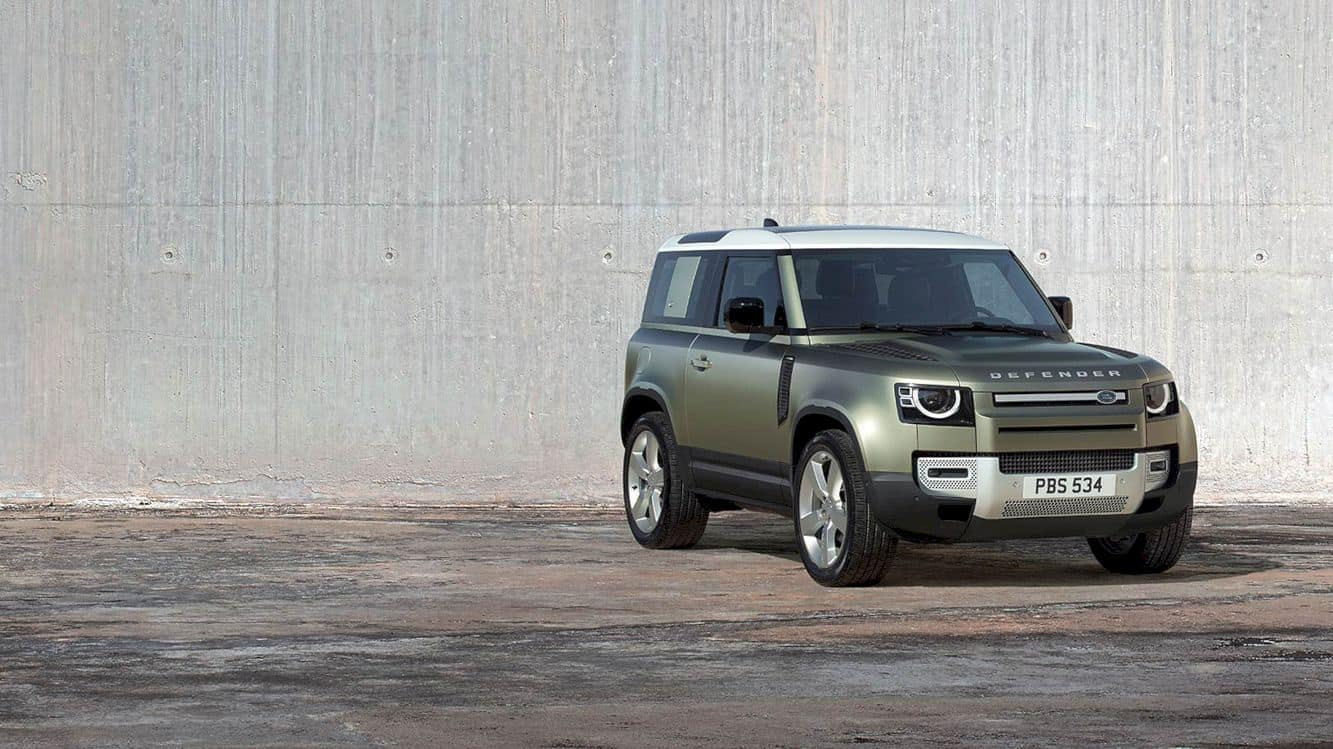 The New Land Rover Defender 10