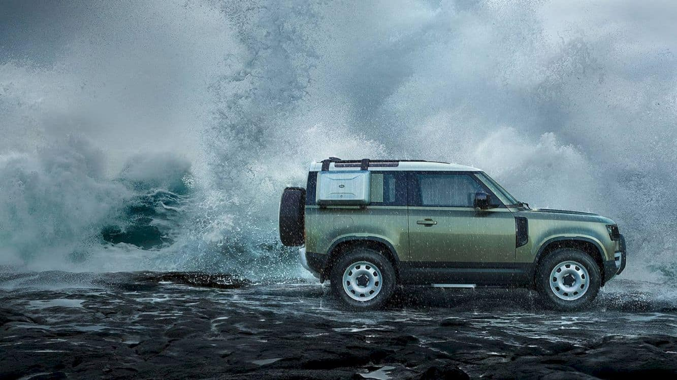 The New Land Rover Defender 13