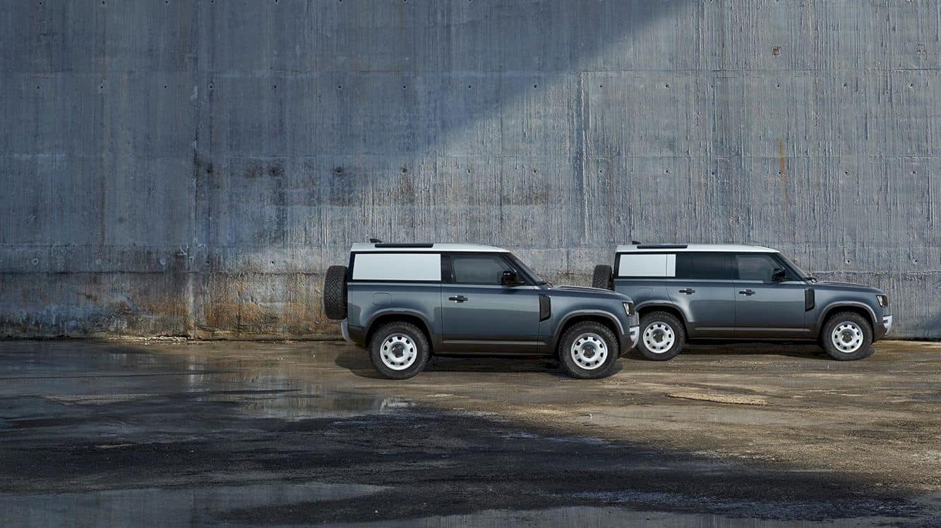 The New Land Rover Defender 3