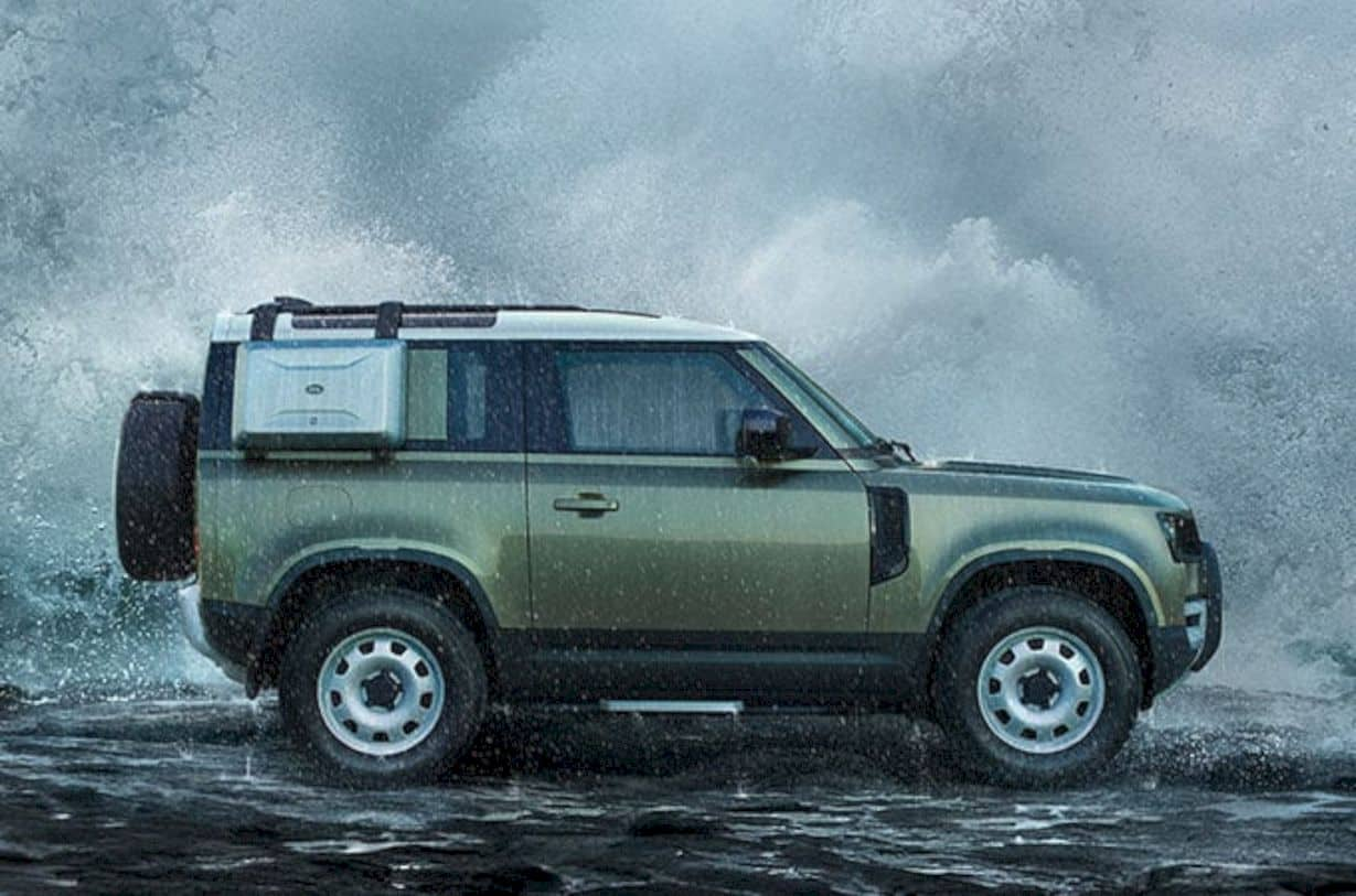 The New Land Rover Defender 6