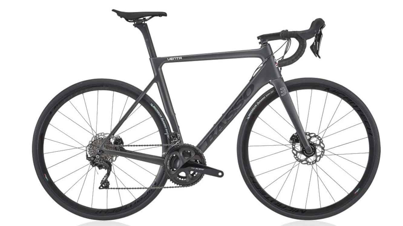 Basso Bikes Venta Anthracite: Blends Head-Turning and Function-Driven Design