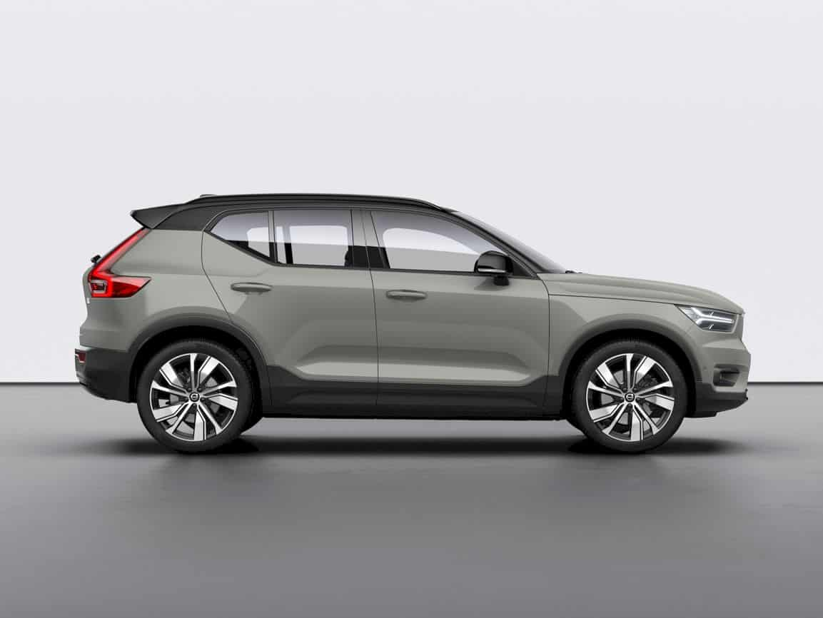 Volvo XC40: The Company's First Ever Fully Electric Car