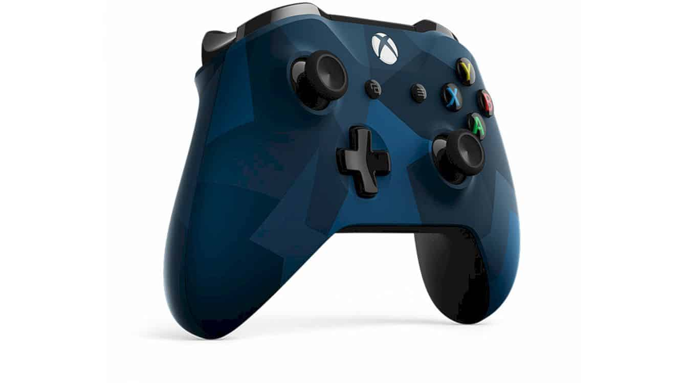 Xbox Wireless Controller Midnight Forces Ii Special Edition 5