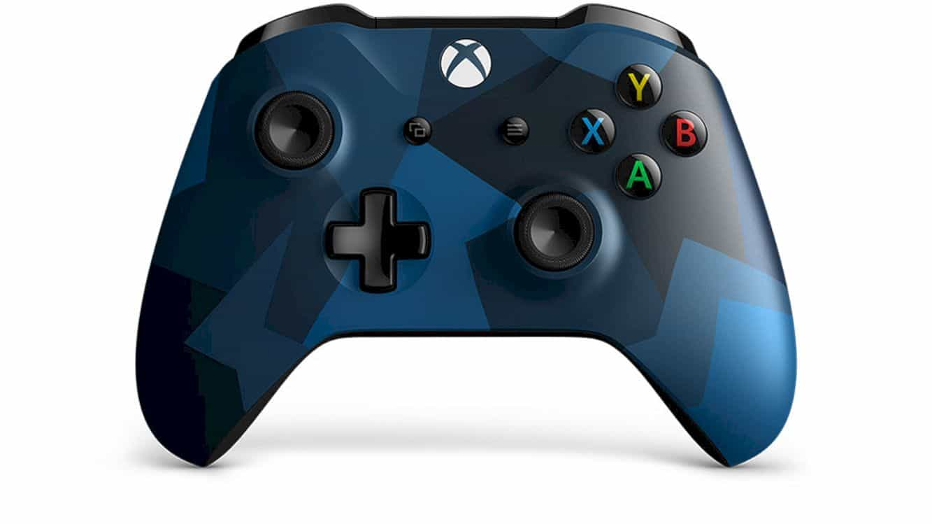 Xbox Wireless Controller Midnight Forces Ii Special Edition 6
