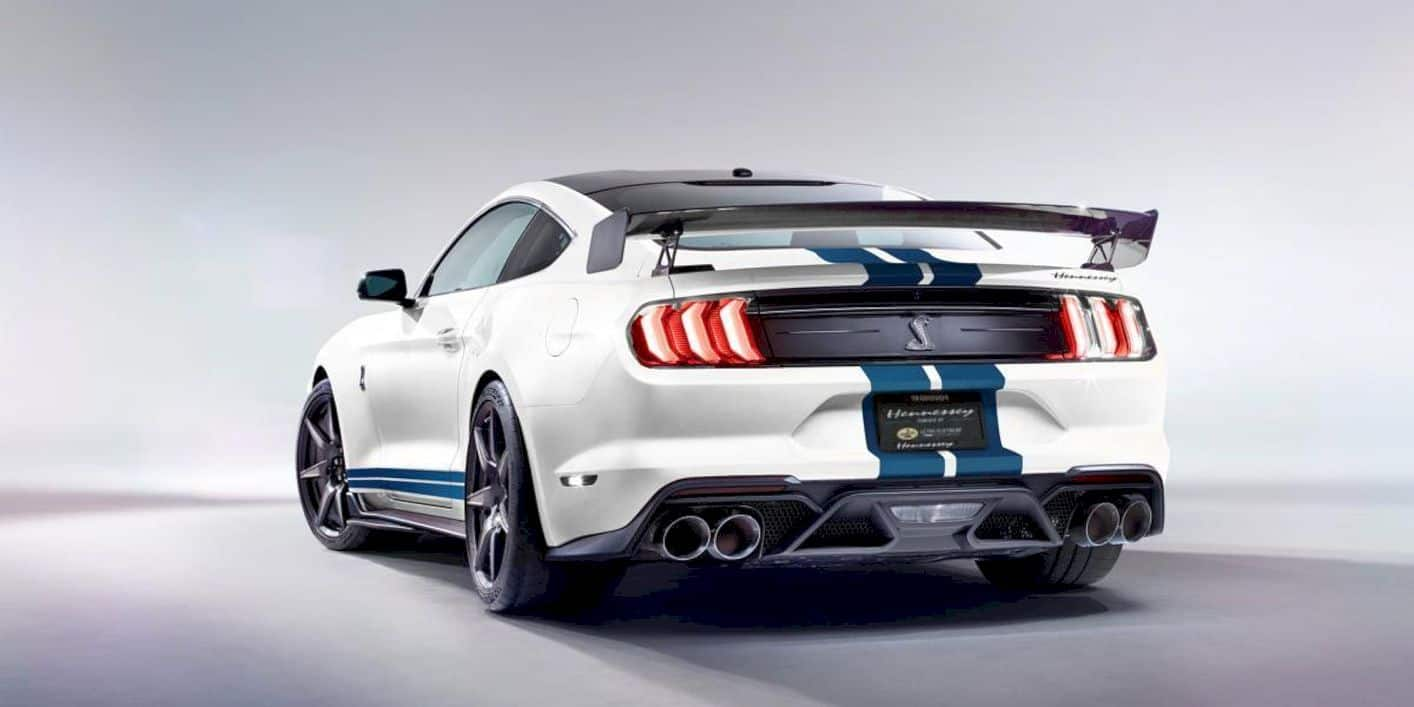 2020 Hennessey GT500 Venom 1200: Only For Those Who Doesn't Care About The Limit!