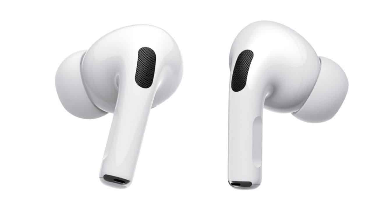 AirPods Pro: Active Noise Cancellation for Immersive Sound