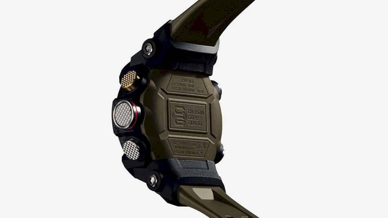 Casio G Shock Mudmaster Gg B 100 5