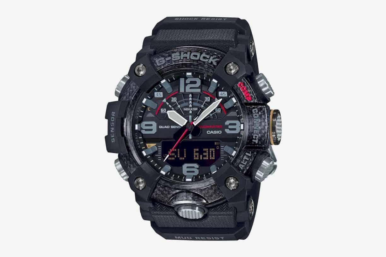 Casio G Shock Mudmaster Gg B 100 6