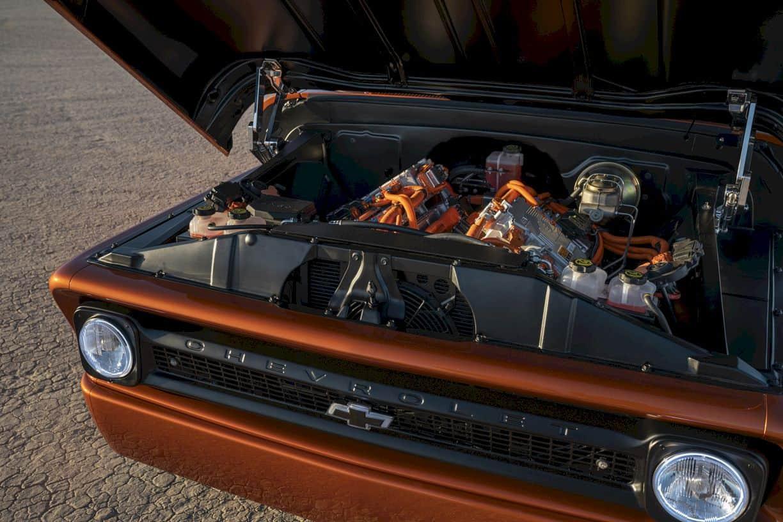 Chevrolet E 10 Concept 4