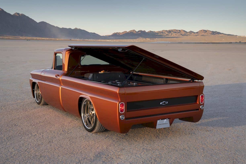 Chevrolet E 10 Concept 6