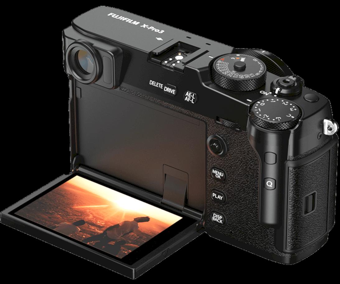 Fujifilm X Pro 3 14