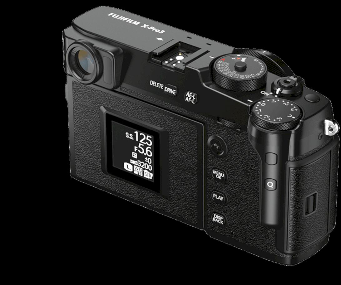 Fujifilm X Pro 3 15