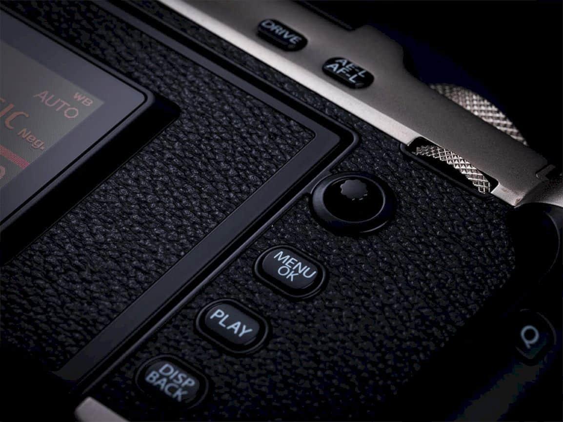 Fujifilm X Pro 3 4