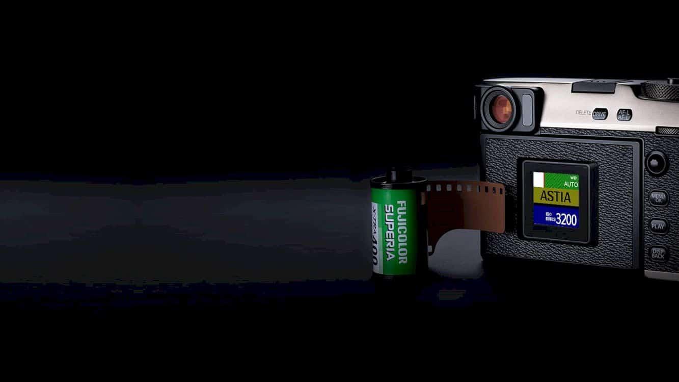 Fujifilm X Pro 3 8
