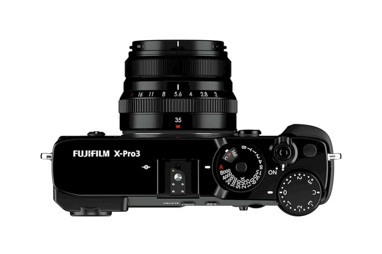 Fujifilm X Pro 3 9