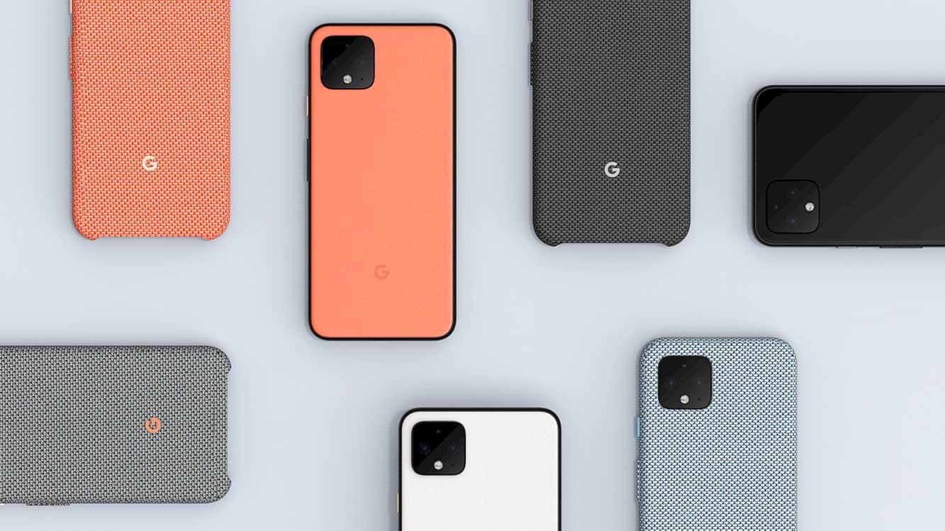 Google Pixel 4 7
