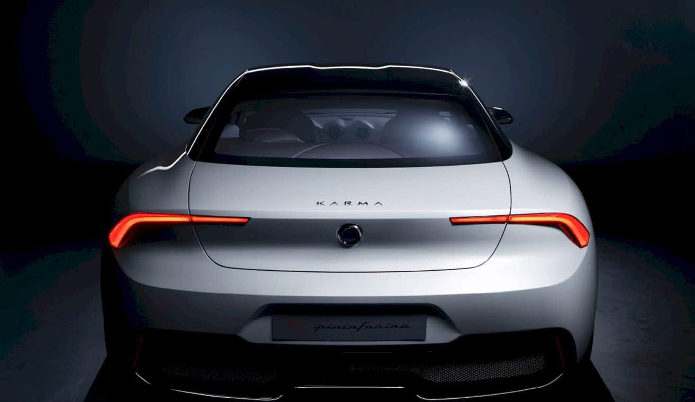 Karma Gt Designed By Pininfarina 1