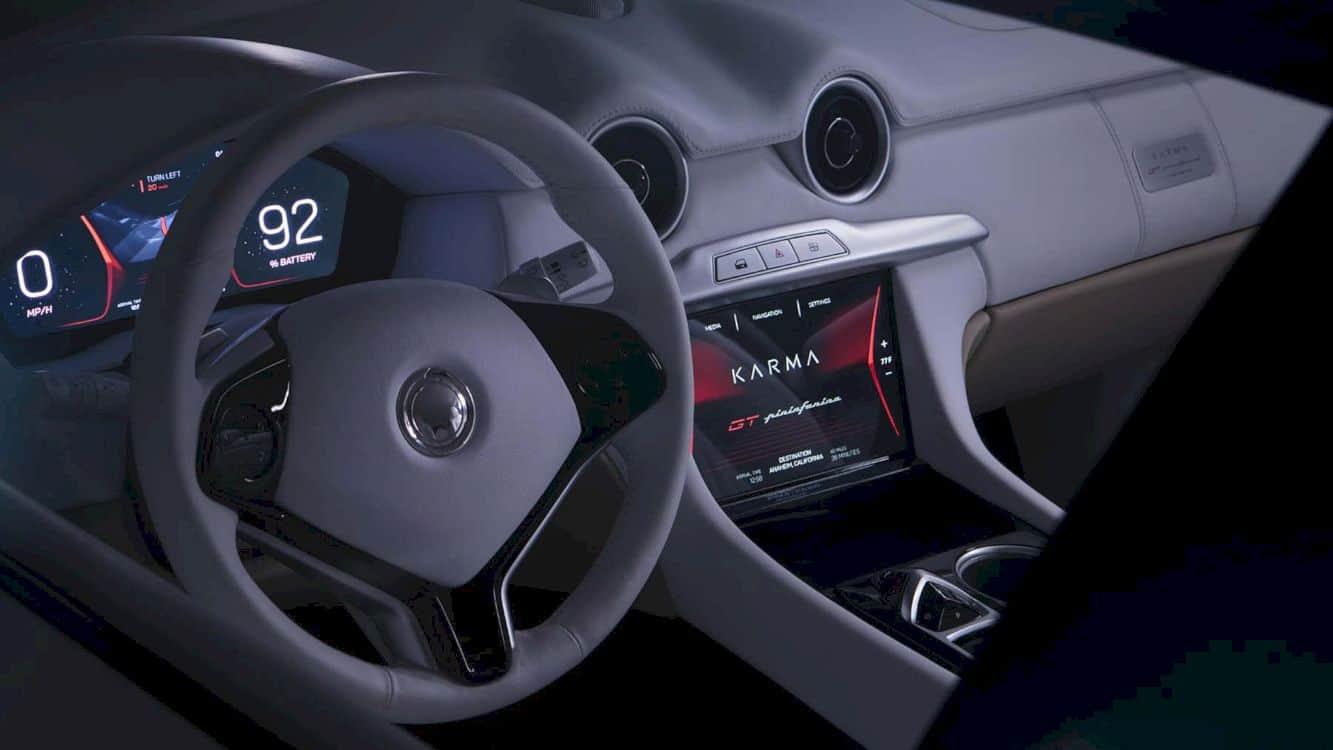 Karma Gt Designed By Pininfarina 5