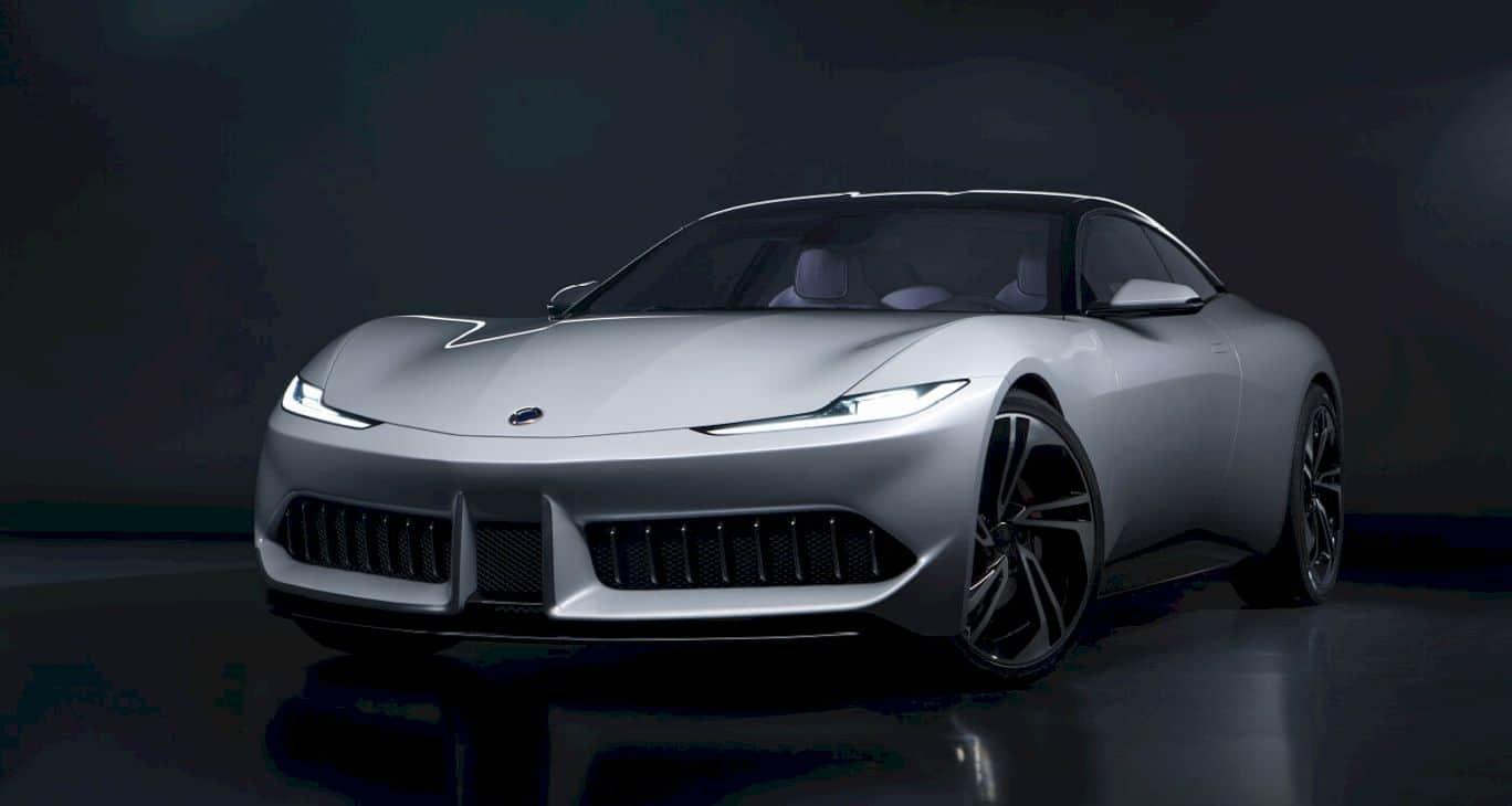 Karma Gt Designed By Pininfarina 7