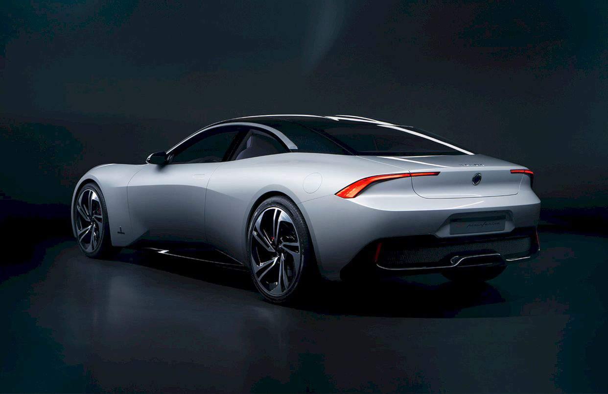 Karma Gt Designed By Pininfarina 9