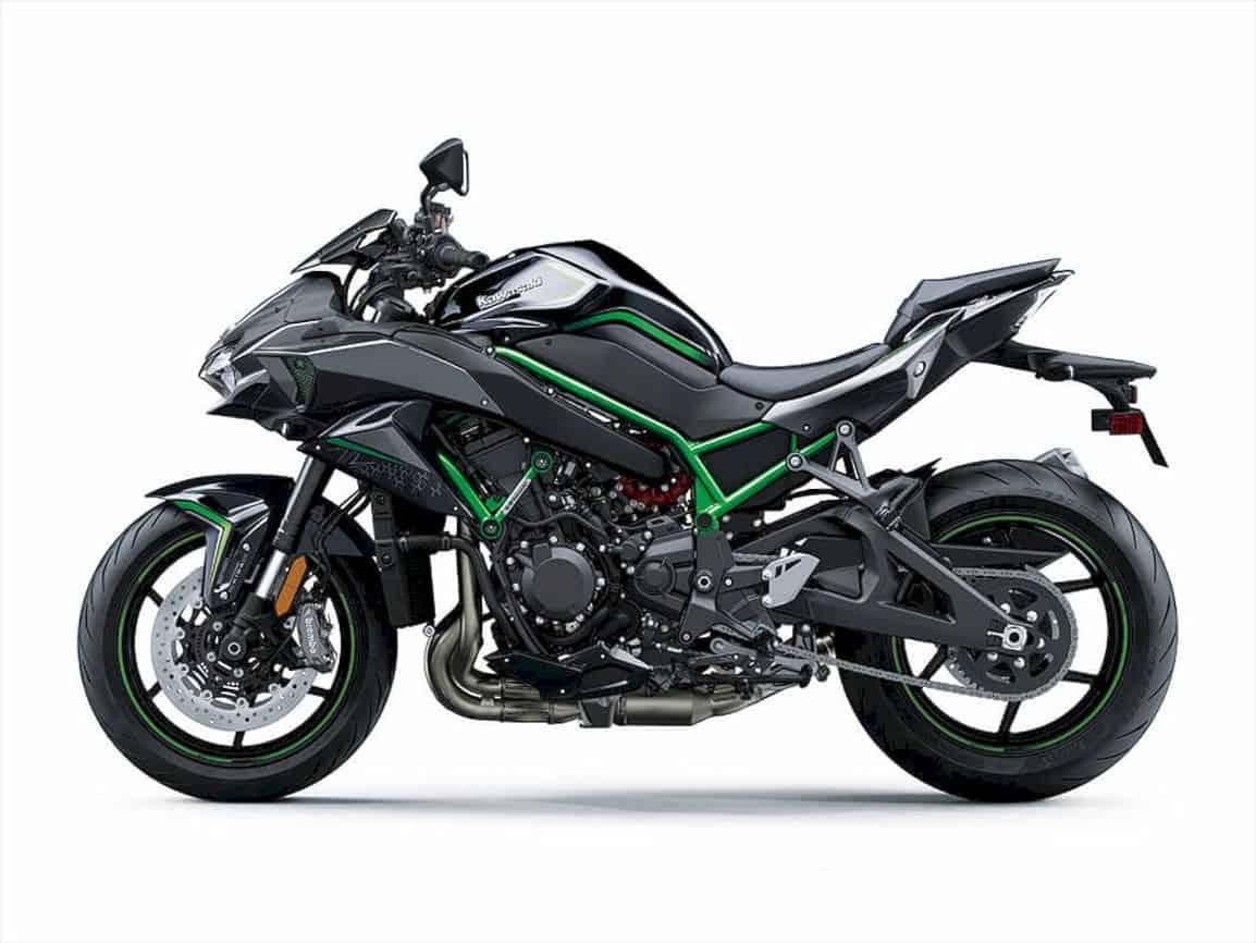 Kawasaki Z H2 1