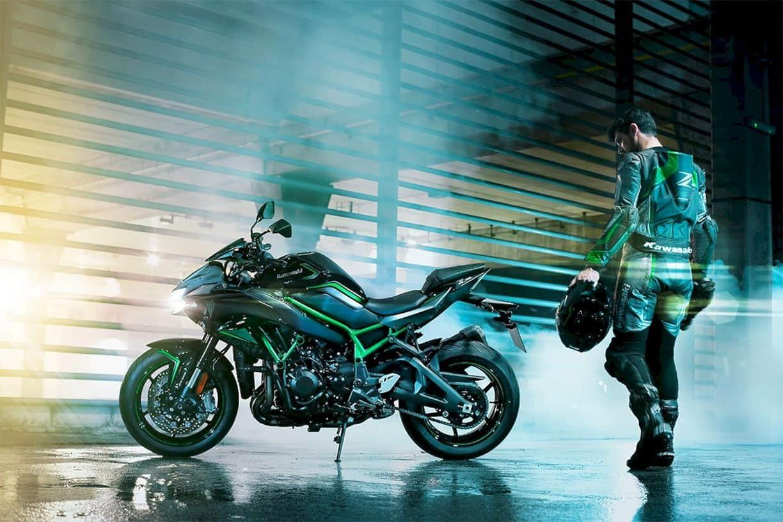 Kawasaki Z H2 2