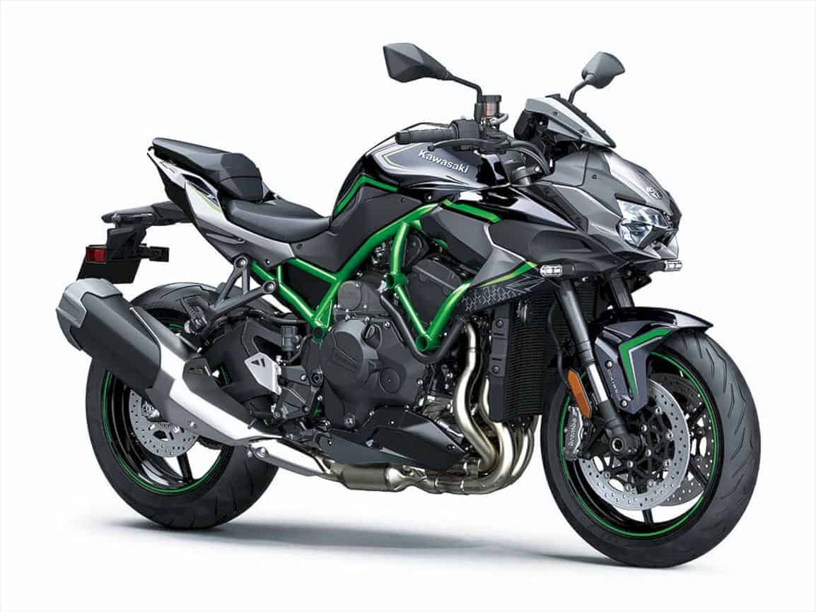 Kawasaki Z H2: Supercharged Power. Set Free