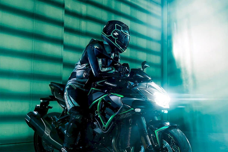 Kawasaki Z H2 8