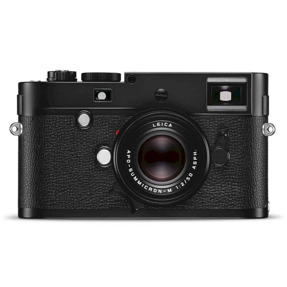 Leica M Monochrom Leitz Wetzlar 5
