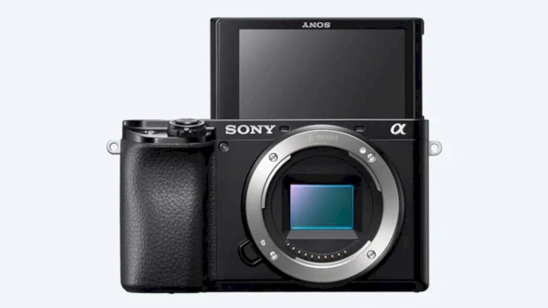 Sony α6100 11