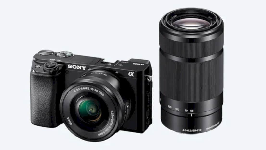 Sony α6100 13