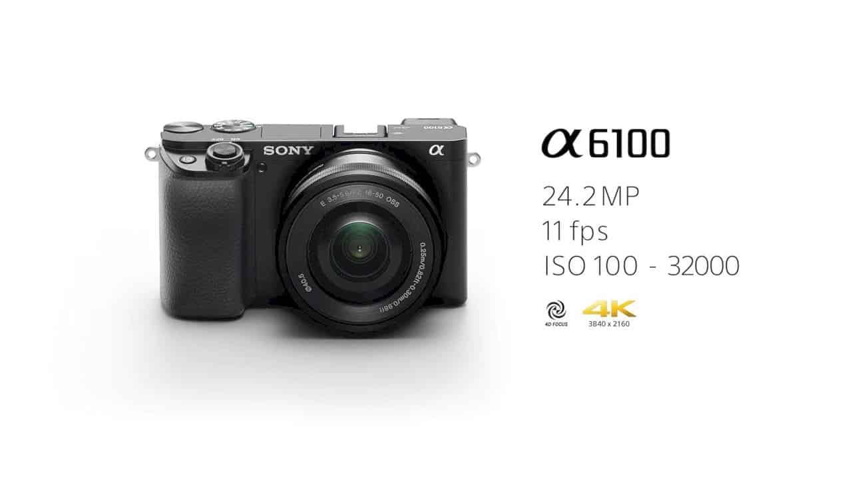 Sony α6100 14