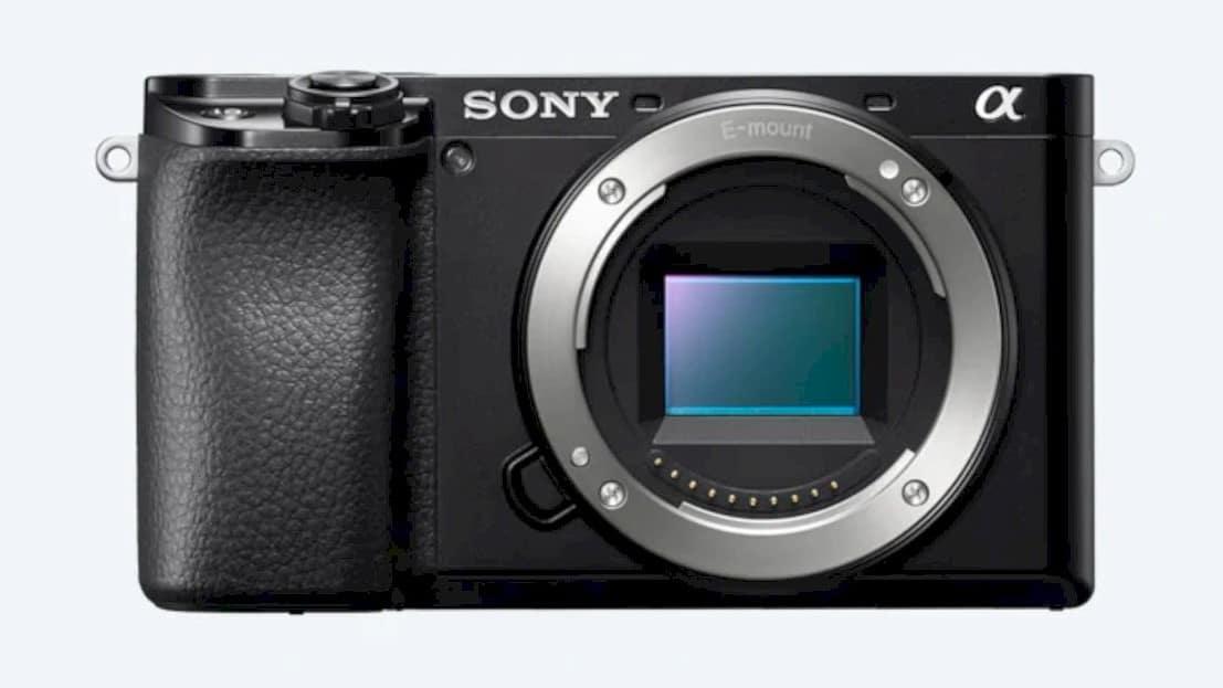 Sony α6100 5