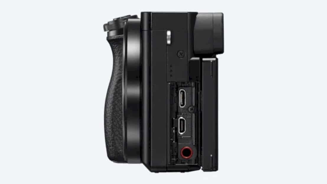 Sony α6100 6