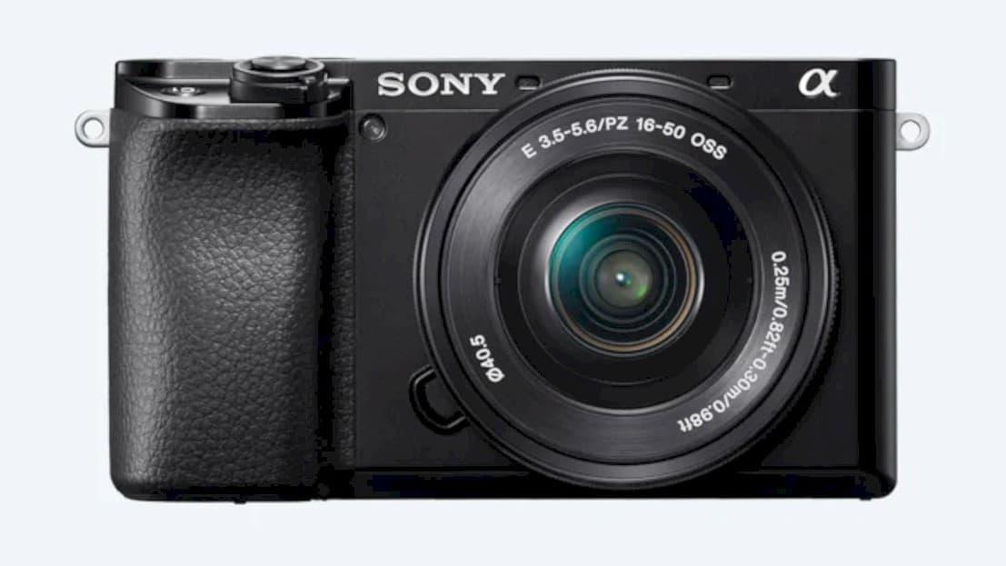 Sony α6100 7