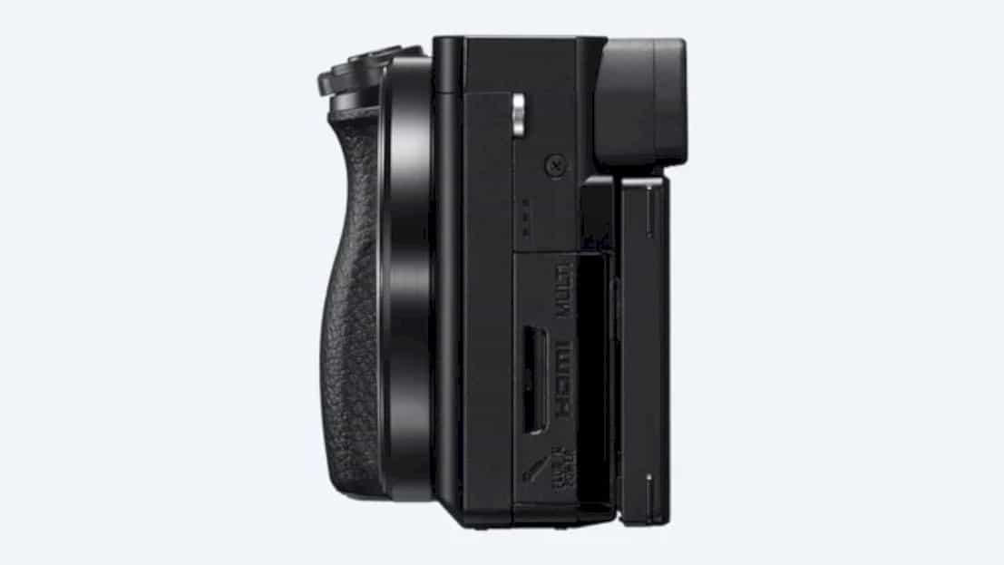 Sony α6100 8