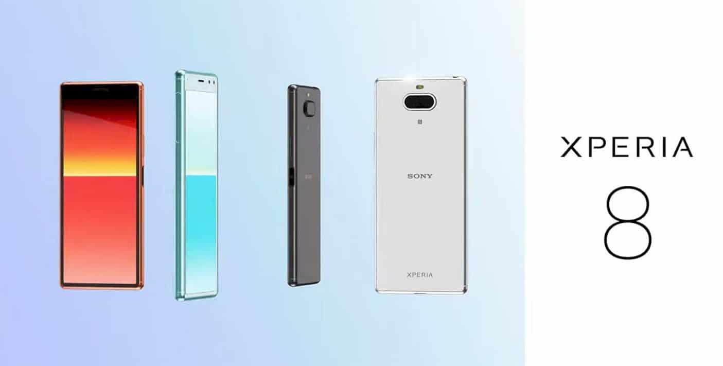Sony Xperia 8 1
