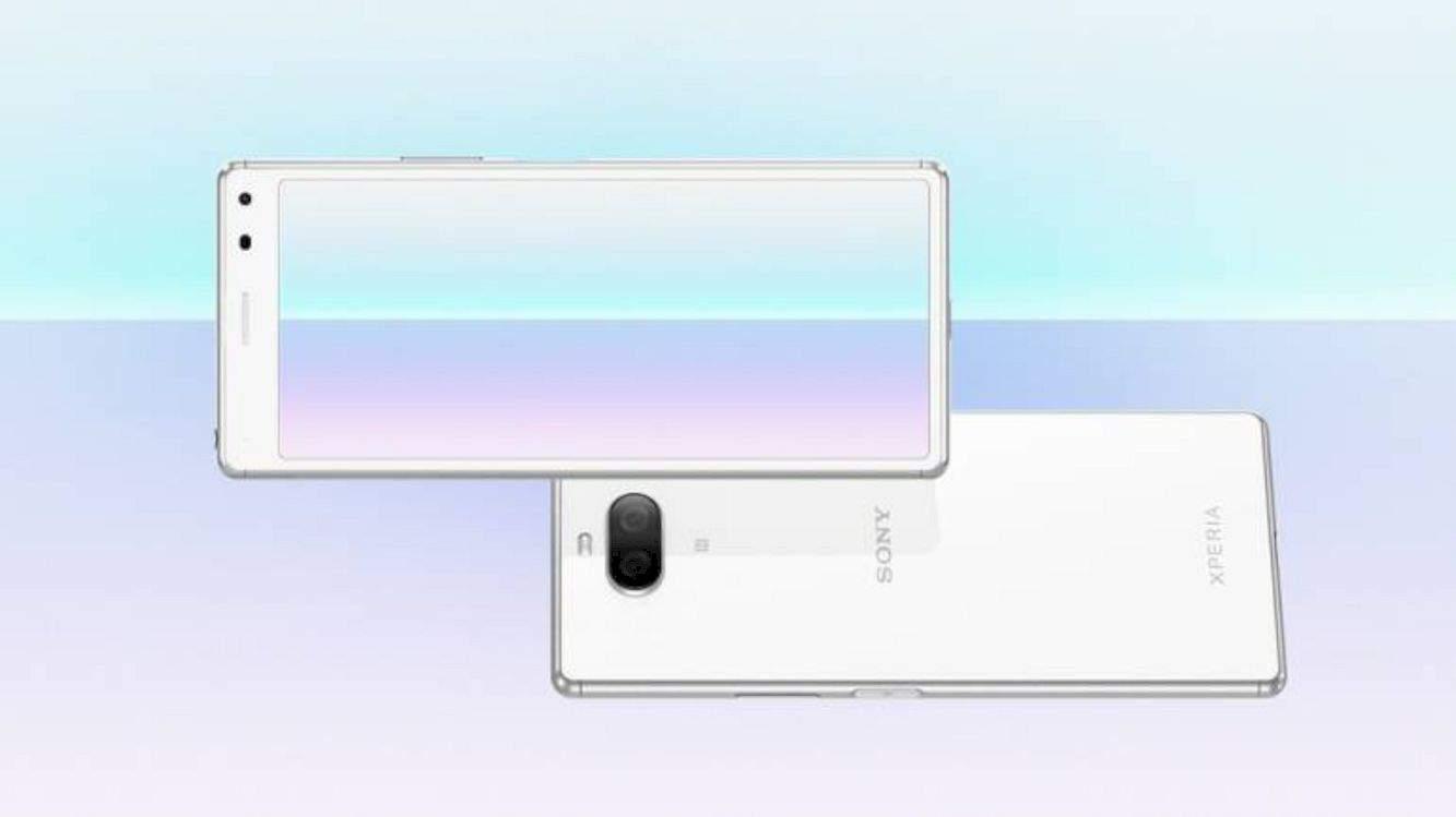 Sony Xperia 8 6