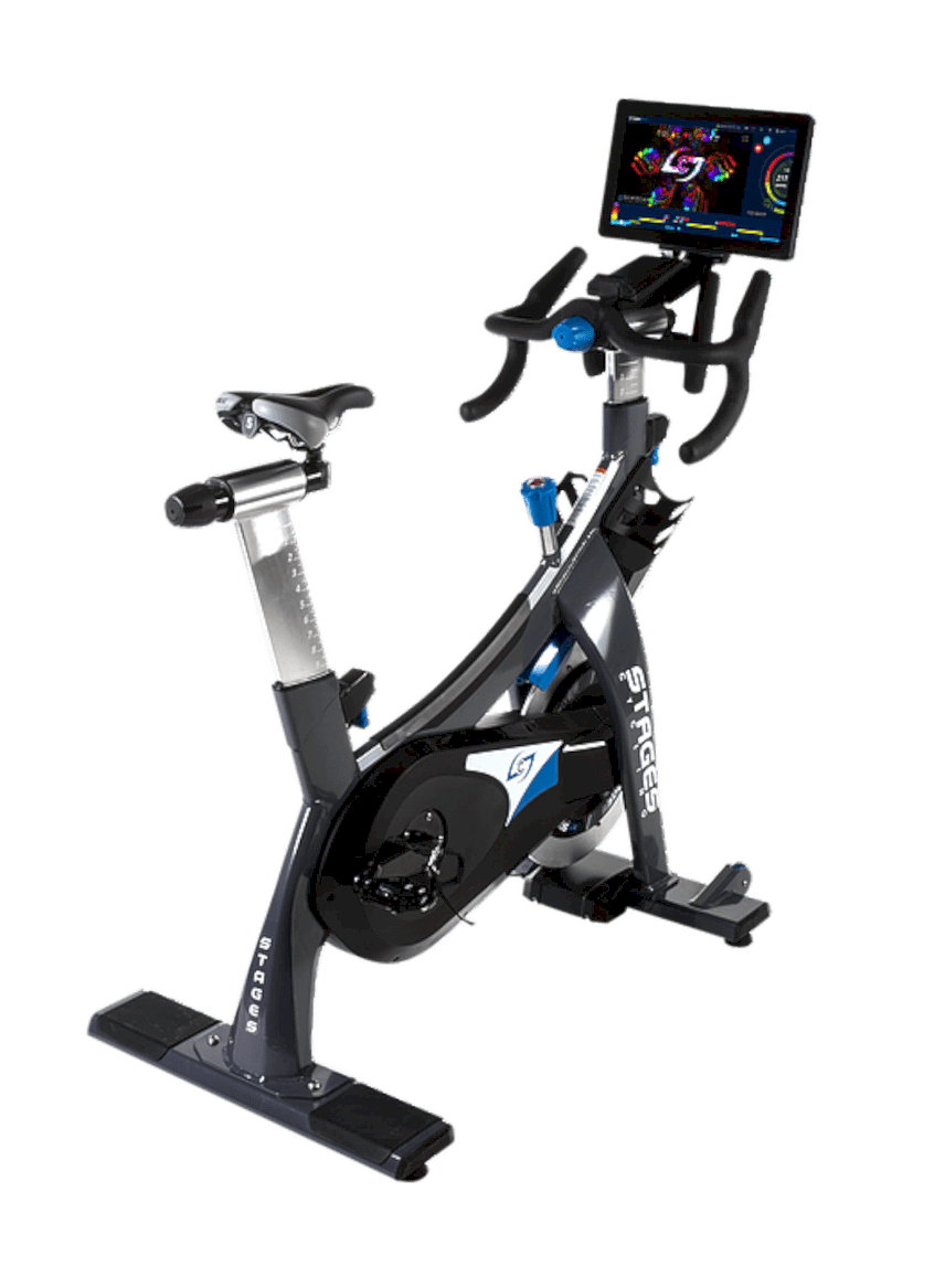 Stages Indoor Cycling 1