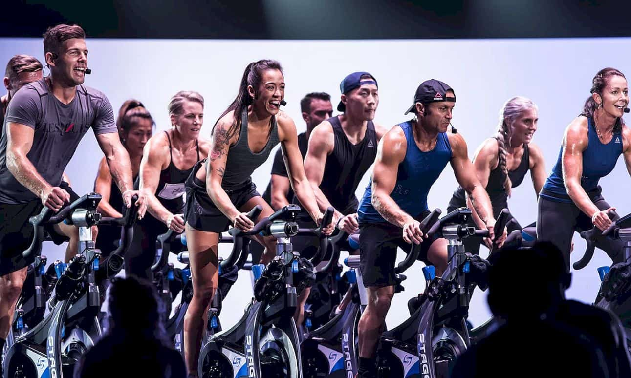 Stages Indoor Cycling 3