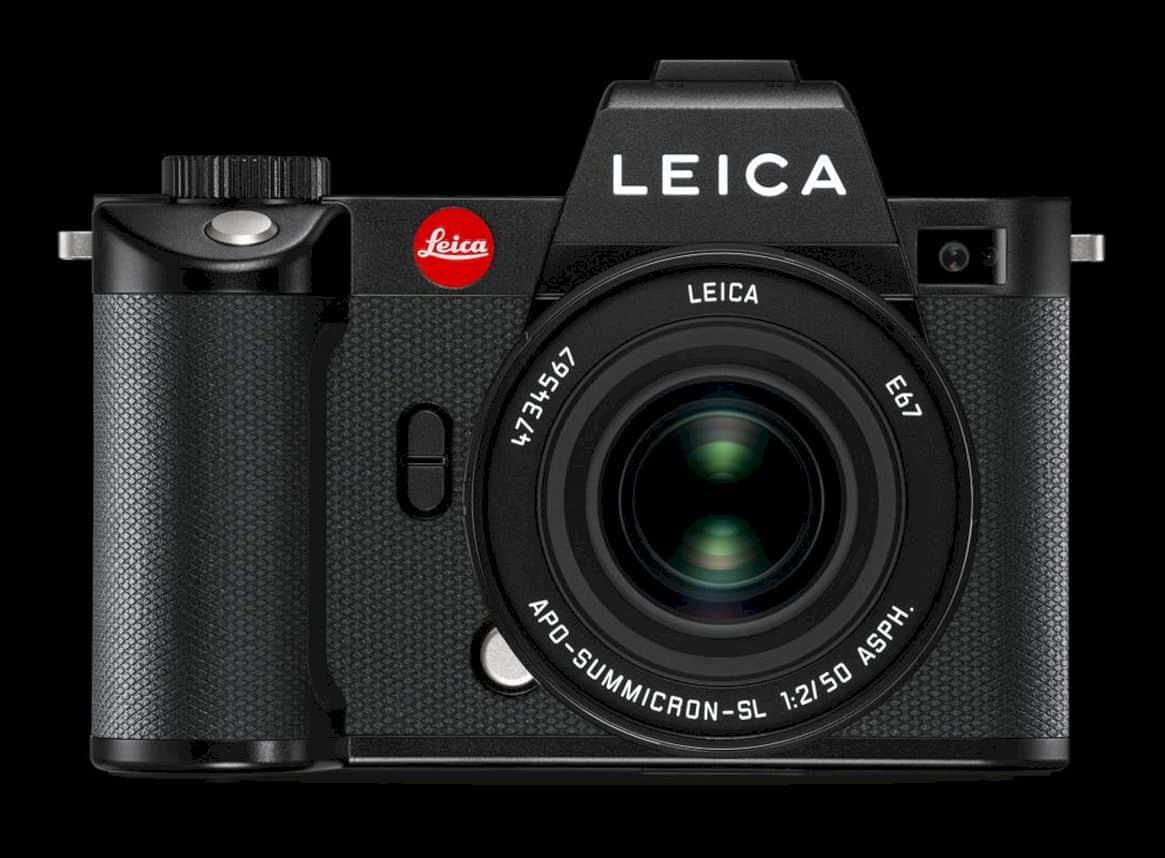 The New Leica Sl2 1