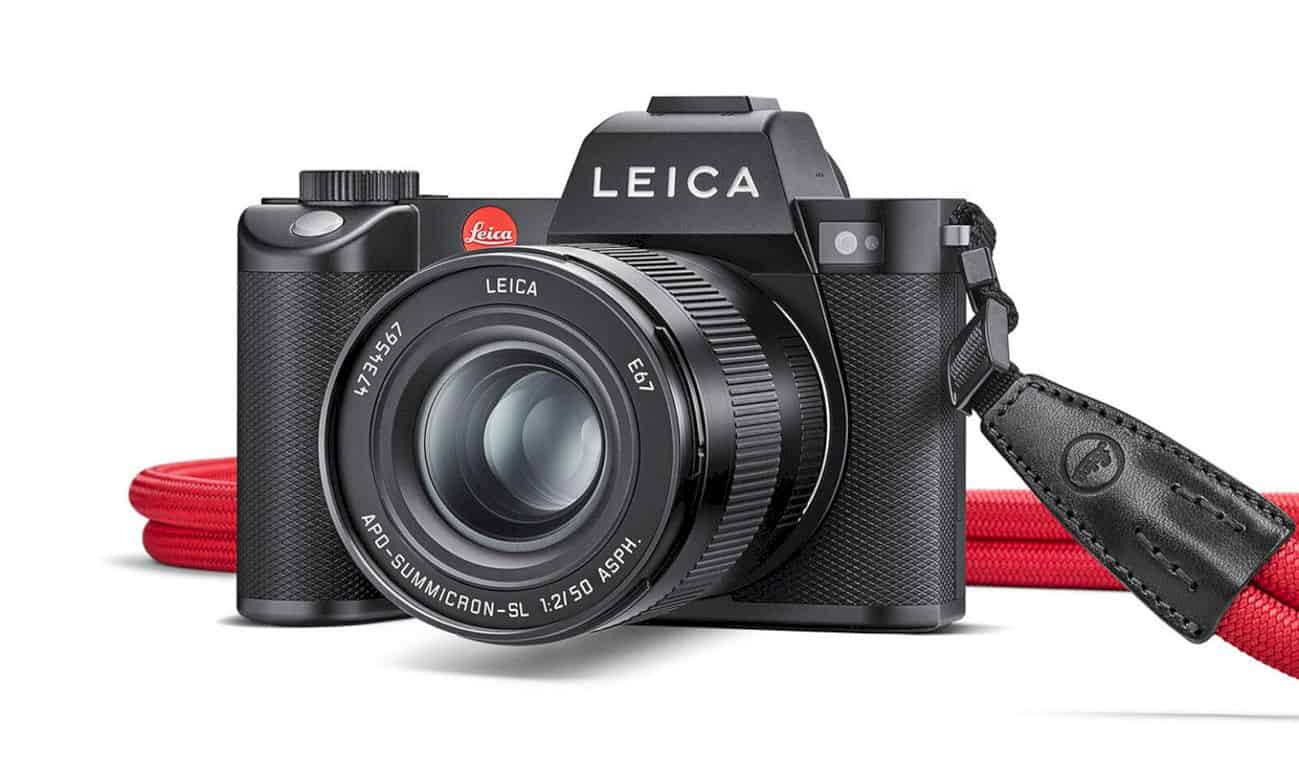 The New Leica SL2: It's your choice.
