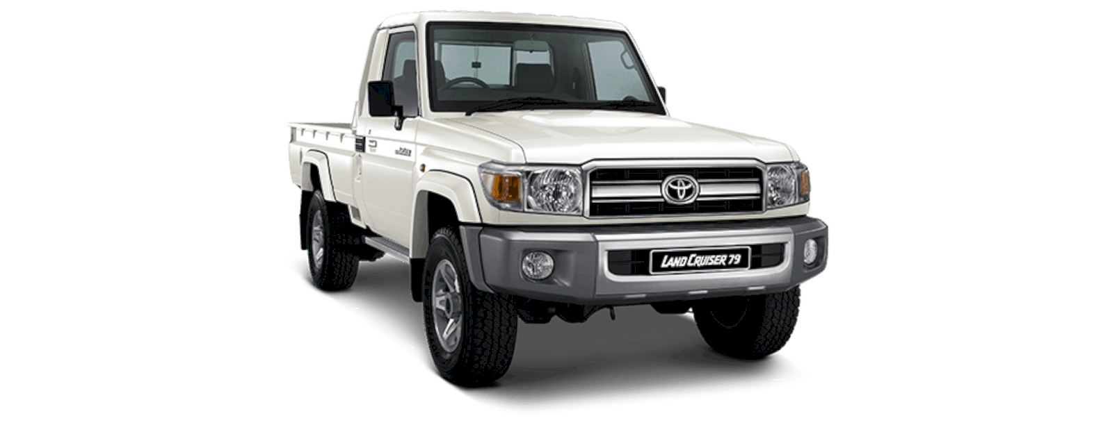 Toyota Land Cruiser 70 Series Namib 1