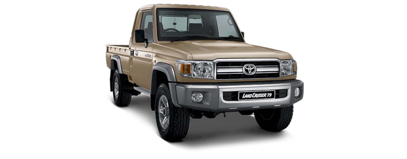 Toyota Land Cruiser 70 Series Namib 3