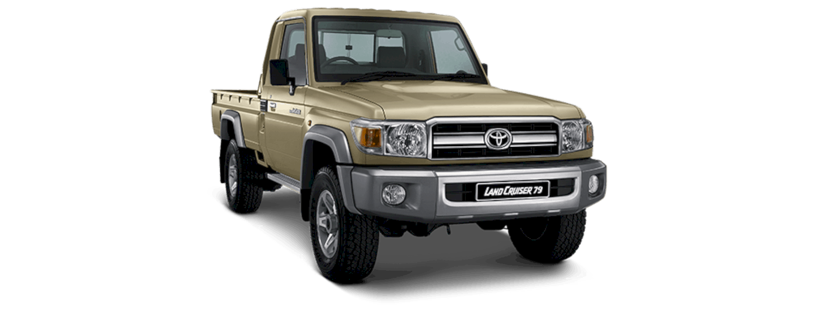 Toyota Land Cruiser 70 Series Namib 4