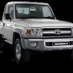 Toyota Land Cruiser 70 Series Namib: Master of Africa – Bravely Combat the Terrain
