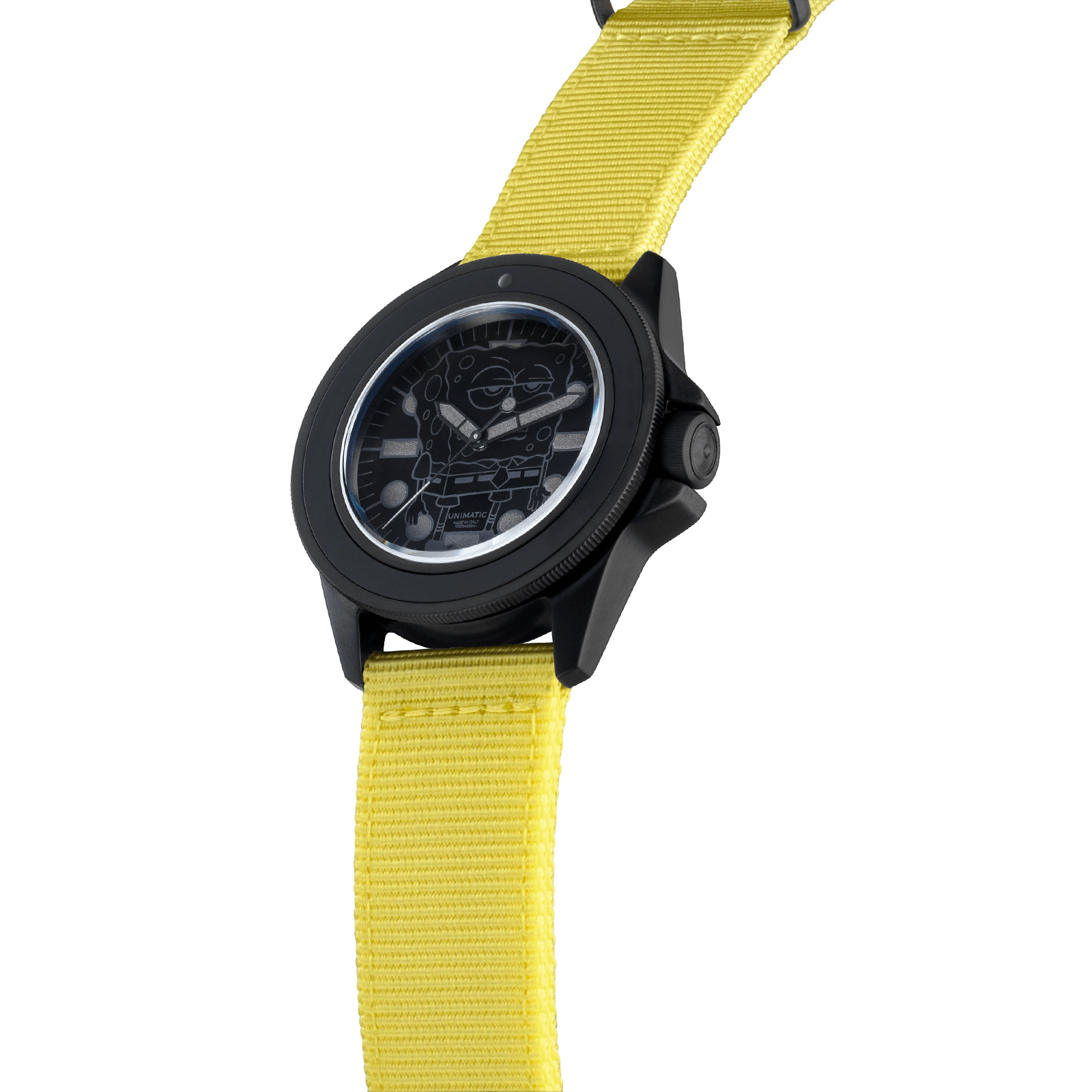 Unimatic U1-SS: The Unique Watch to Celebrates the 20th Anniversary of SpongeBob SquarePants,