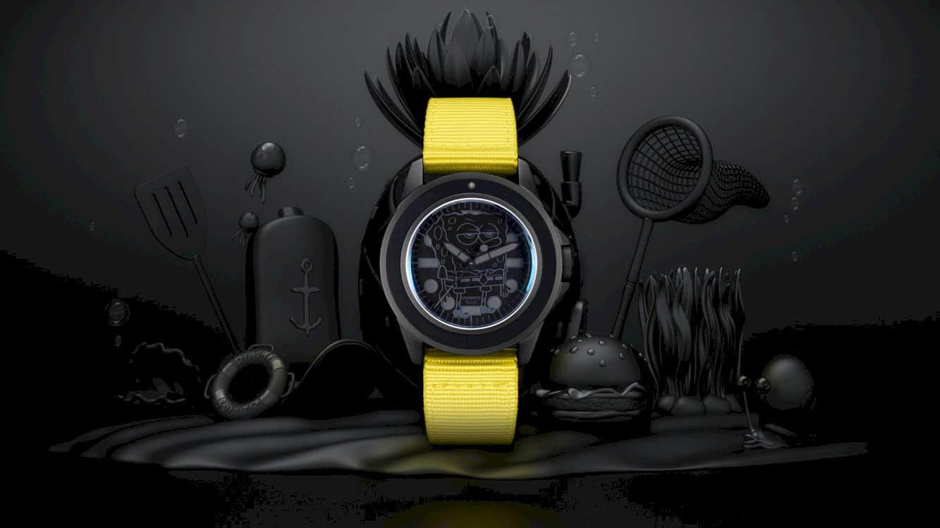 Unimatic U1 Ss Spongebob 8